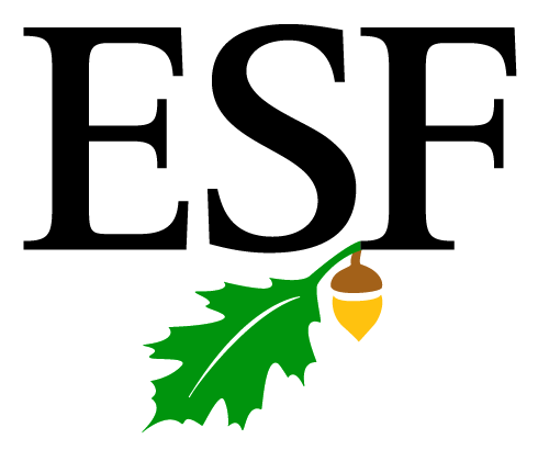 College of Environmental Science and Forestry logo